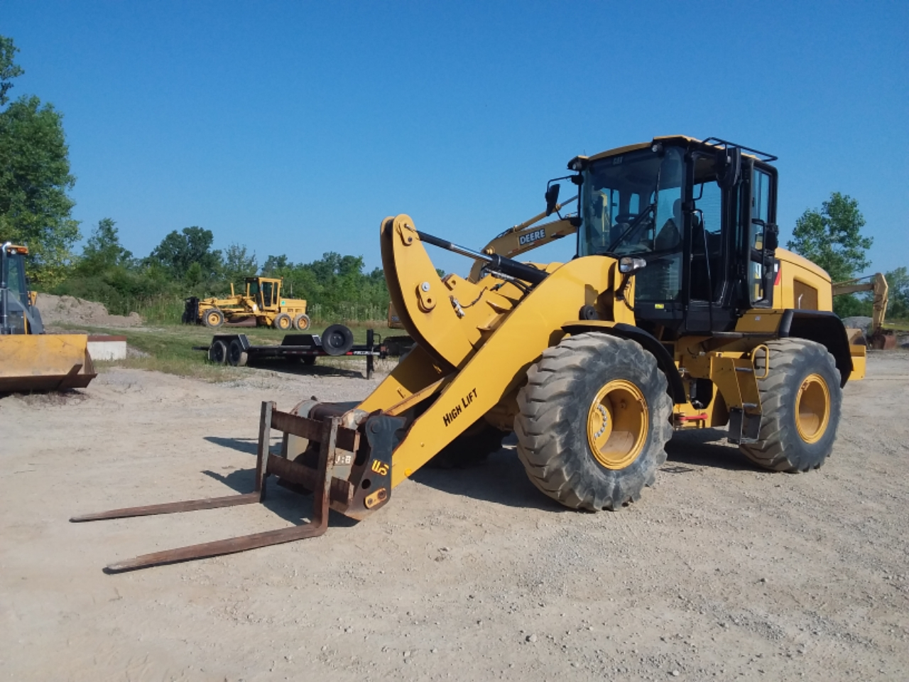 2016 Caterpillar 926M Image 1