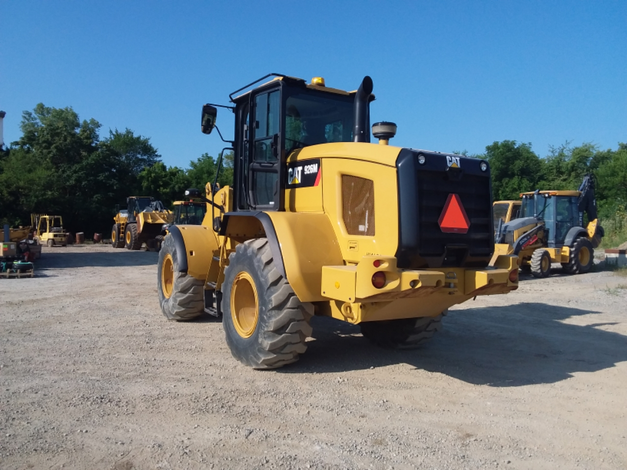 2016 Caterpillar 926M Image 3