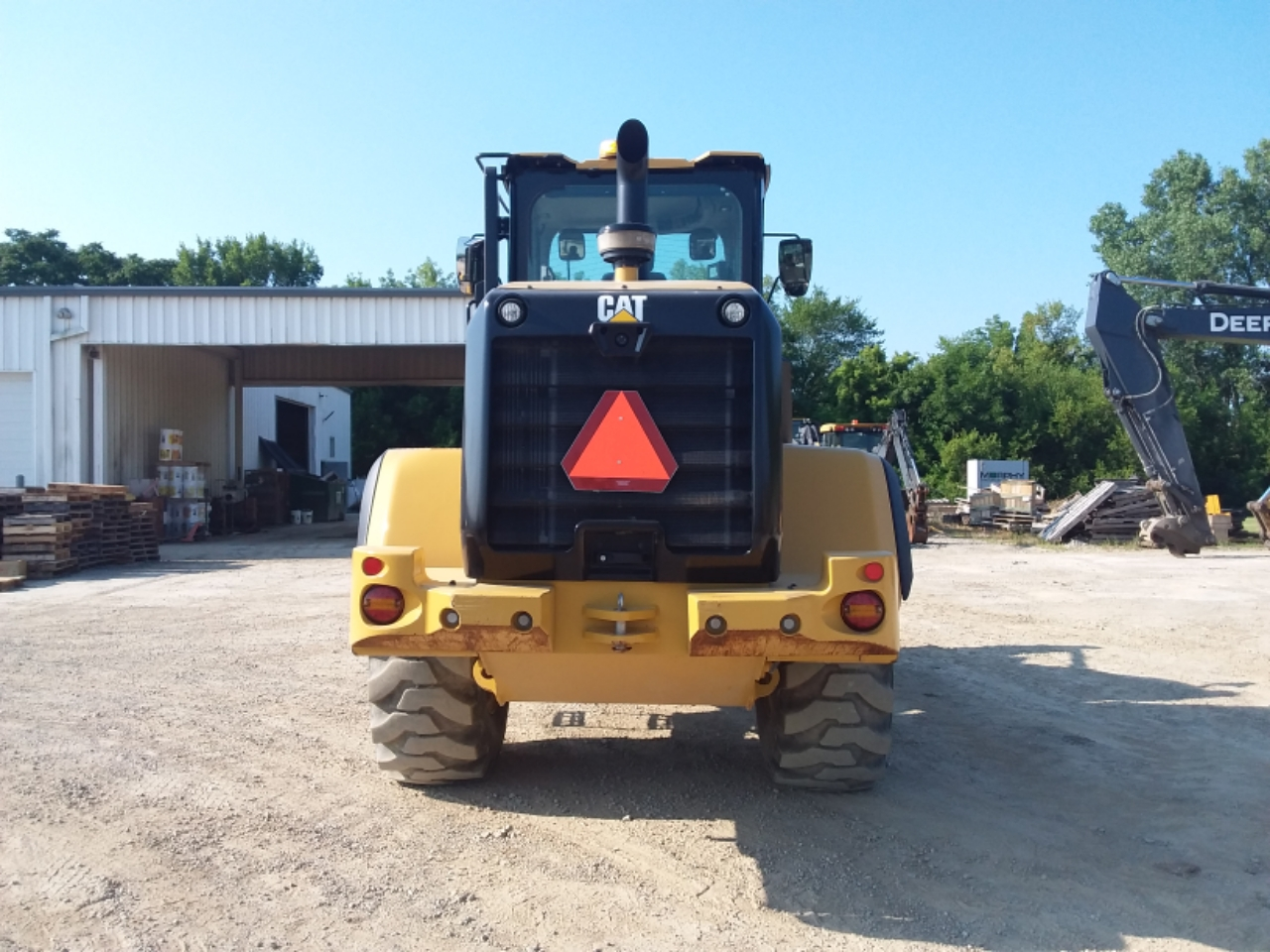 2016 Caterpillar 926M Image 4