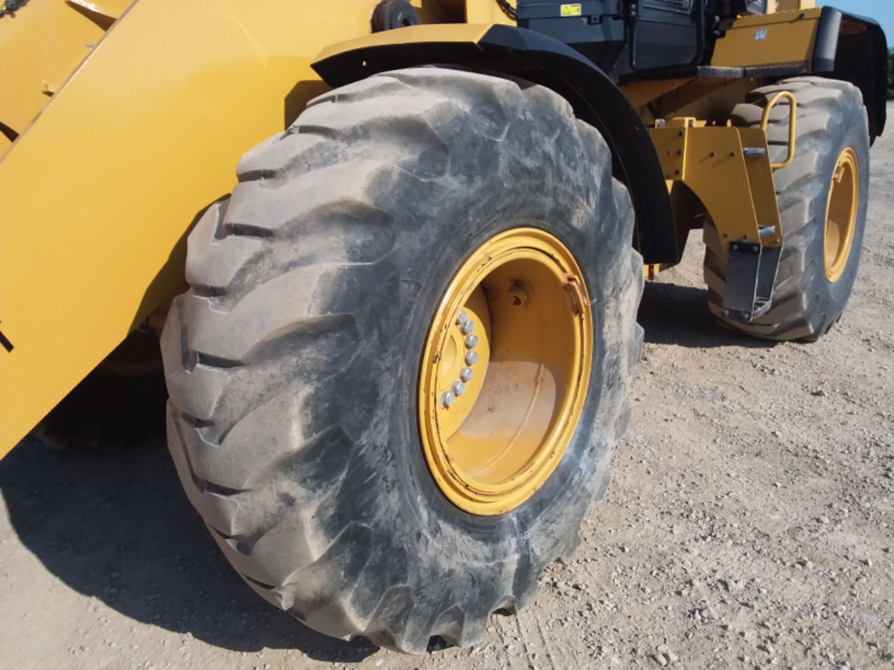 2016 Caterpillar 926M Image 5