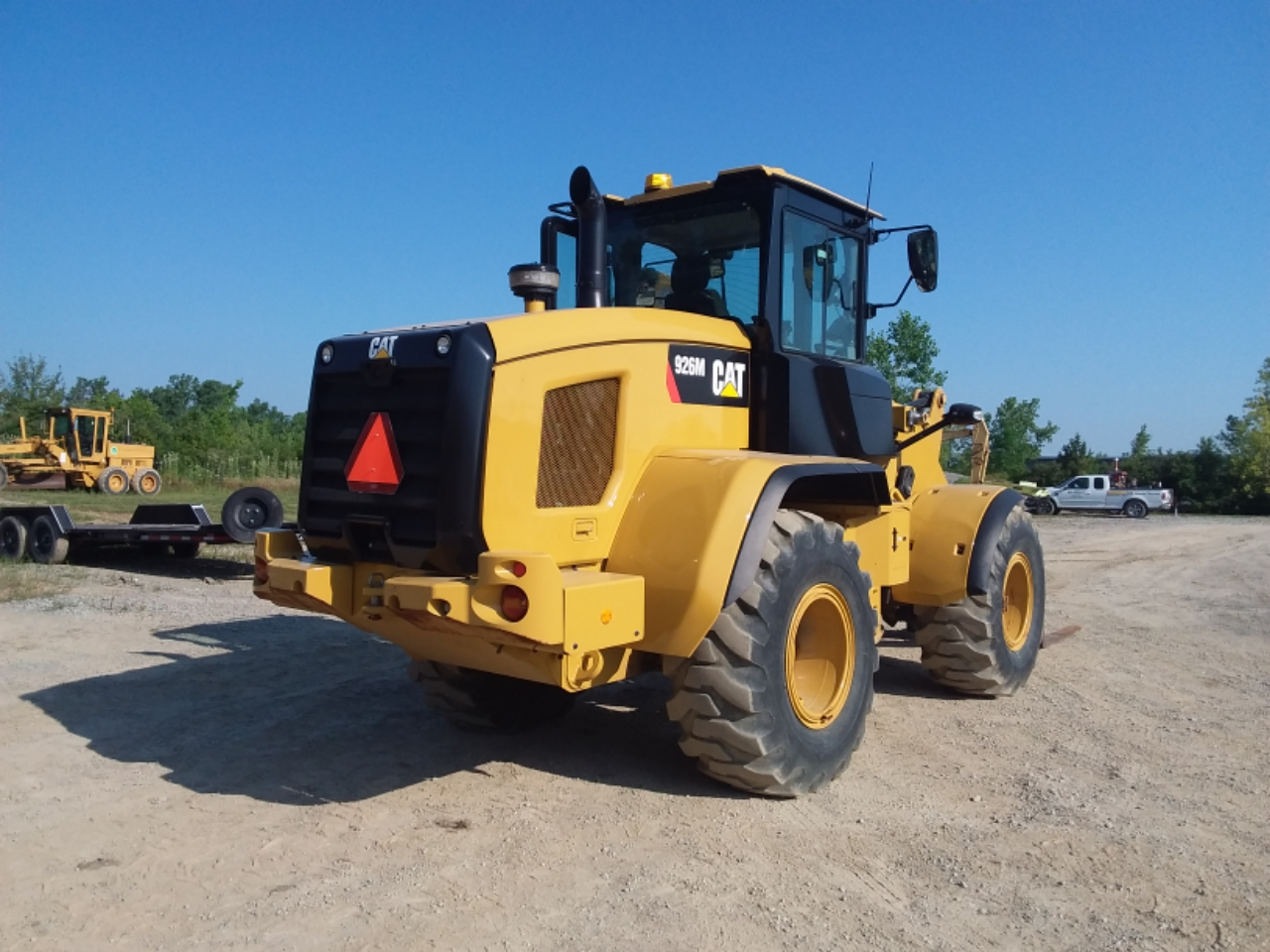 2016 Caterpillar 926M Image 9