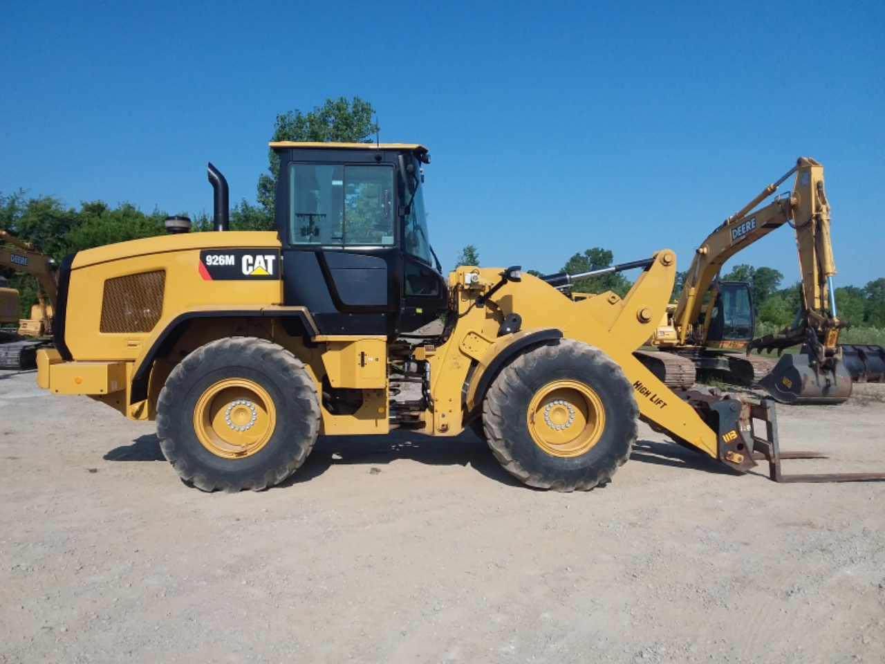 2016 Caterpillar 926M Image 10