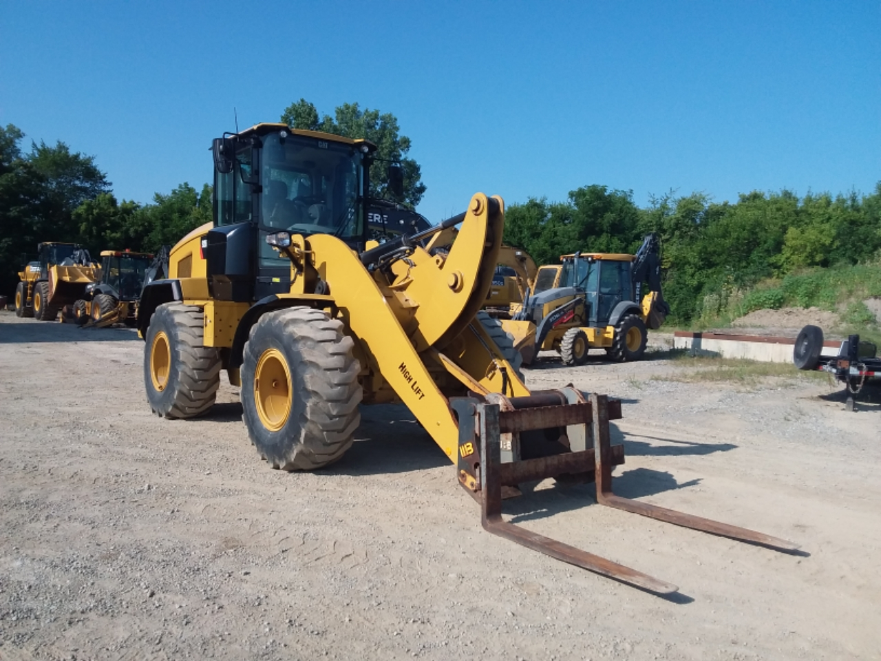 2016 Caterpillar 926M Image 11