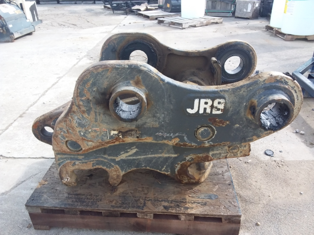 2014 JRB ZX250  Hydraulic Coupler Image 4